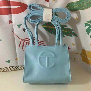 💎Telfar💎medium Cambridge blue bag, brand new goddess